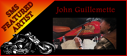Featured Artist - John Guillemette