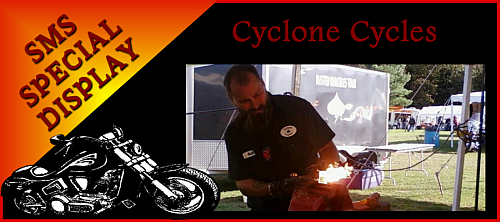 SMS Special Display - Cyclone Cycles