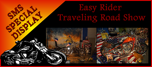 SMS Special Display - Easy Rider Motorcycles
