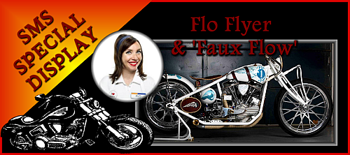 SMS Special Display - Flo Flyer