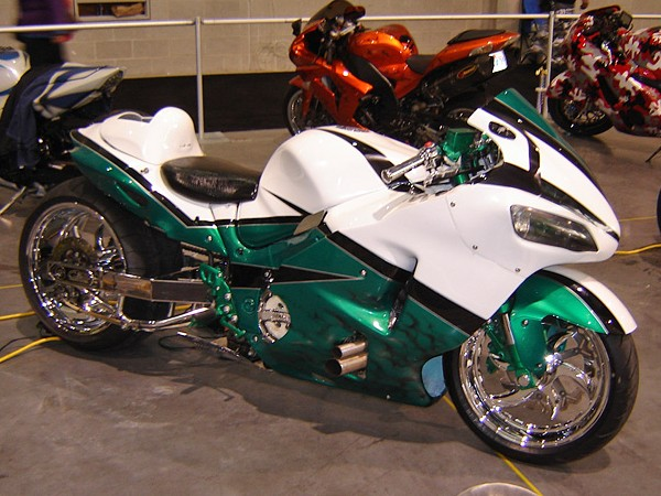 Break Lite Turbo Busa